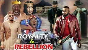Royalty And Rebellion 1 - 2019